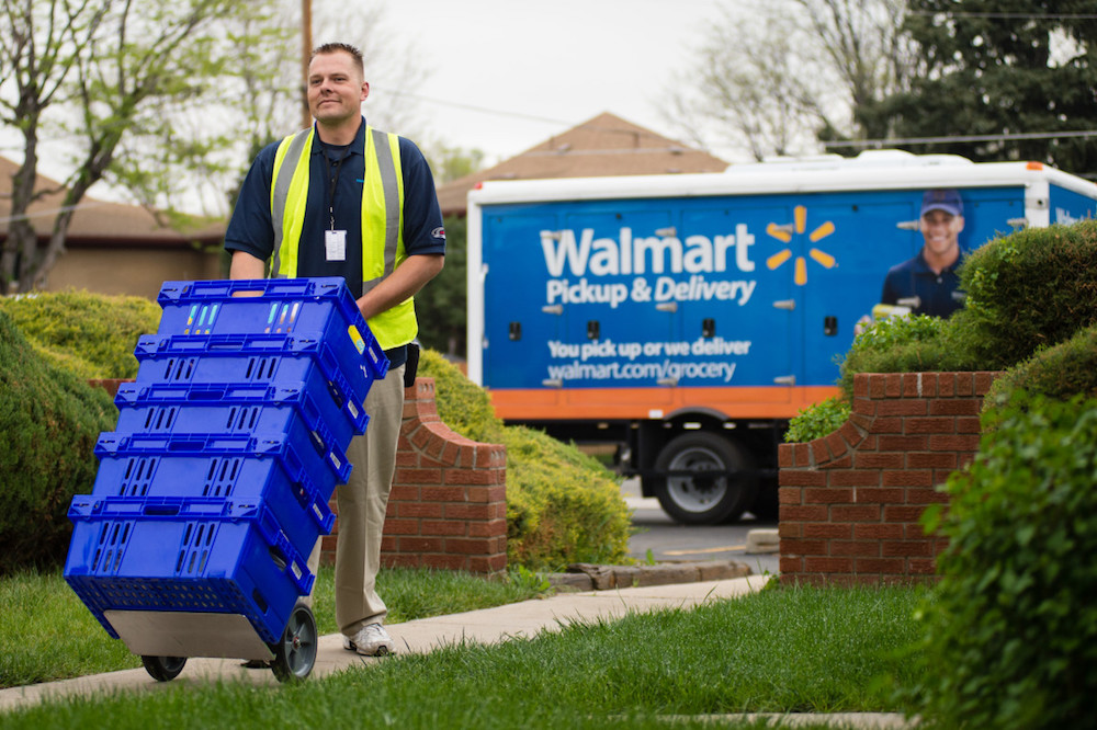 Walmart Tests In Home Delivery Service Pymnts Com