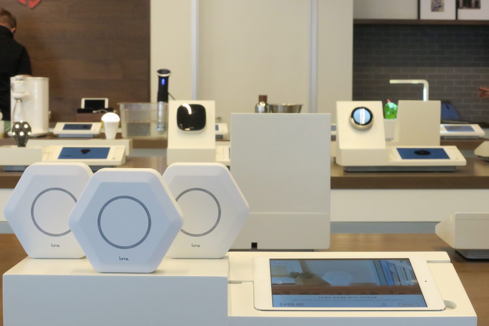 lowe 39 s launches smart home stores within stores. Black Bedroom Furniture Sets. Home Design Ideas