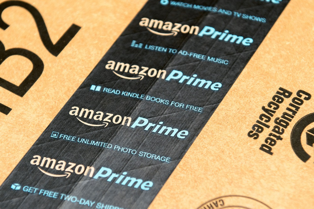 Amazon shipped over 5bn items to Prime customers in 2017