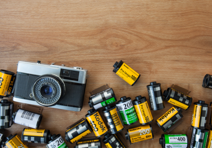 Kodak Is Jumping Into The Cryptocurrency Frenzy