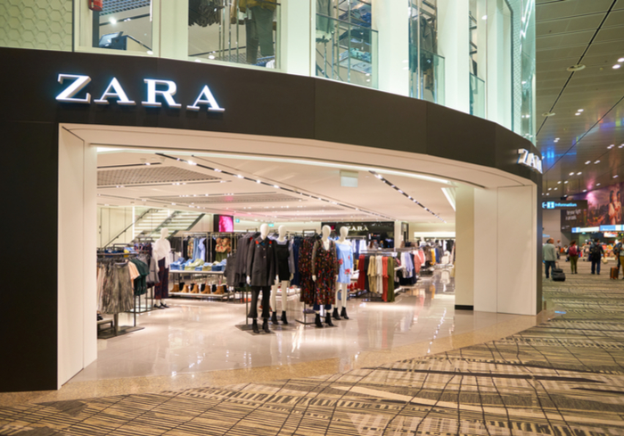 Zara To Open Pop-Up Digital Store In London | PYMNTS.com