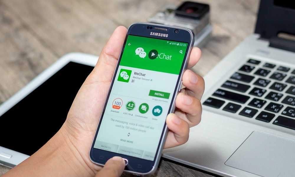 WeChat Links International Credit Card Payments | PYMNTS.com