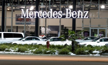 Mercedes-Benz Expands Luxury Vehicle Subscription Service