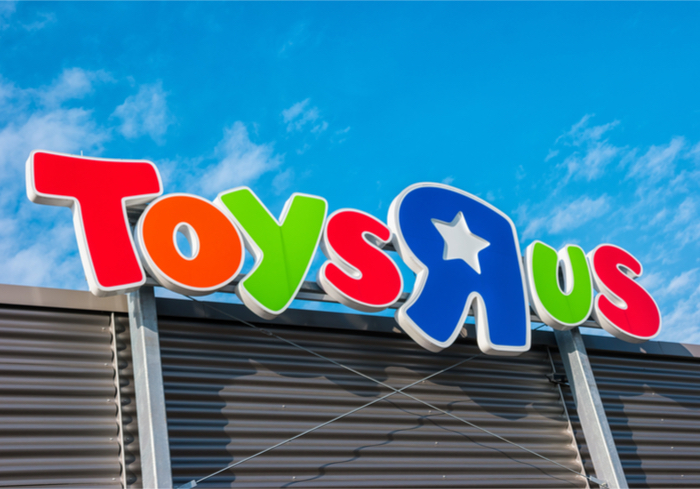 Toys R Us Is Reportedly Closing Half of Its US Stores