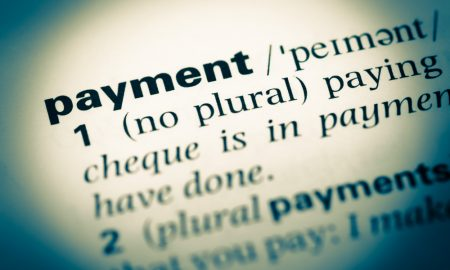 payment vocabulary