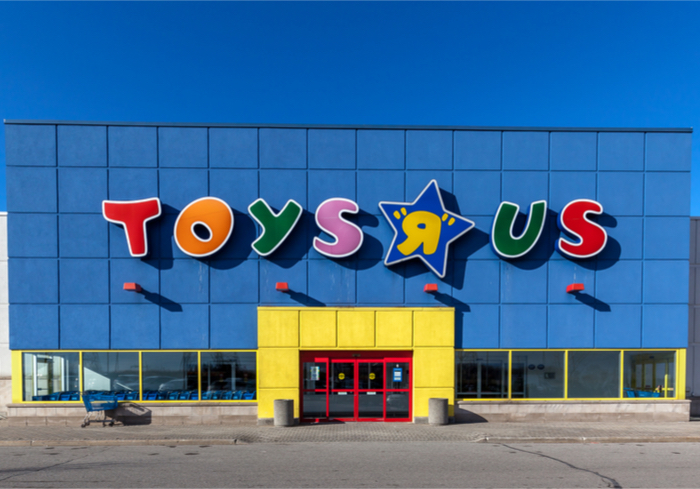 How Toys R Us' Demise Could Benefit Retailers | PYMNTS.com