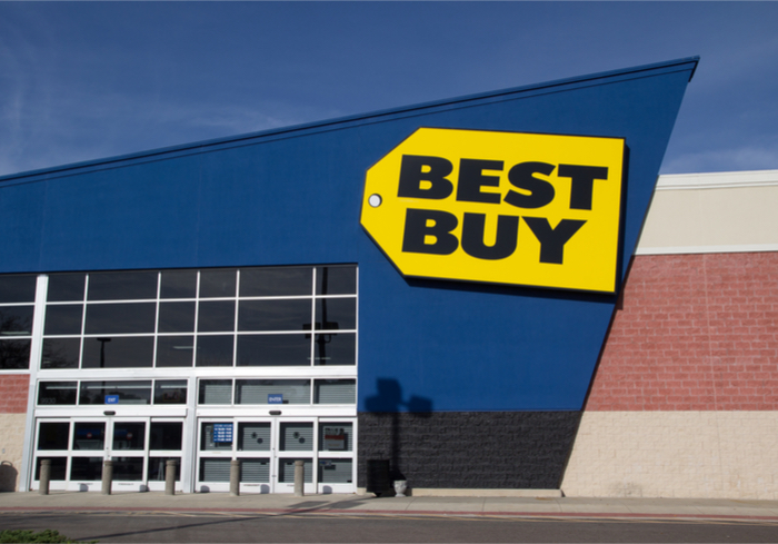 Best Buy sees sales surge in fourth quarter