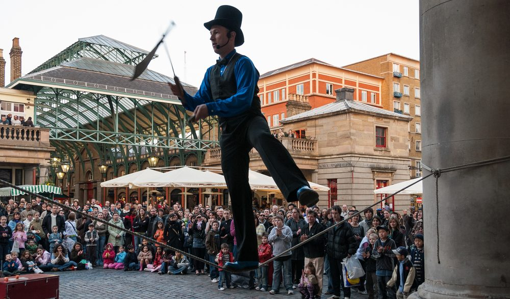 tipping street performers digitally with mpos