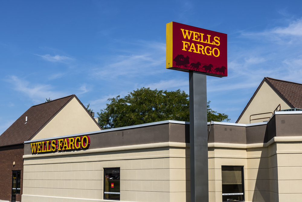 Sells 2253 Shares of Wells Fargo & Co (NYSE:WFC)