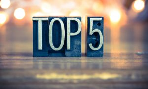 Five at Five: Payments News