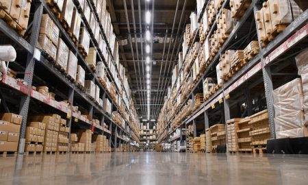 Blackstone Bets Big on eCommerce Warehouses