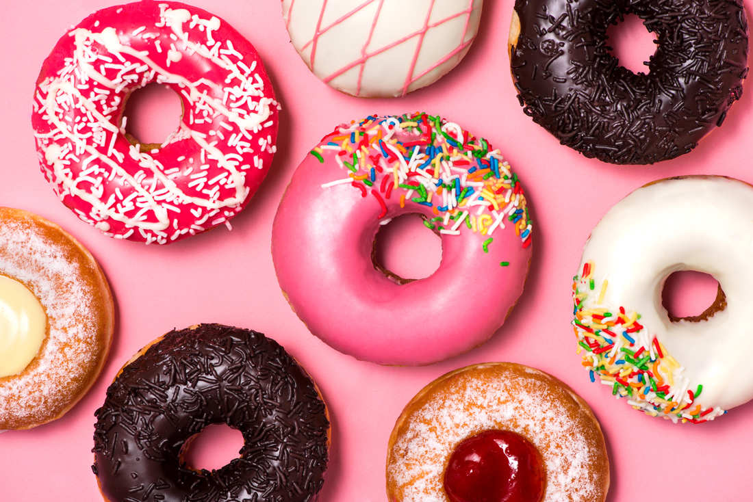 Swell National Donut Day Dunkin Donuts California Donuts Retail Loyalty Wiring Cloud Peadfoxcilixyz