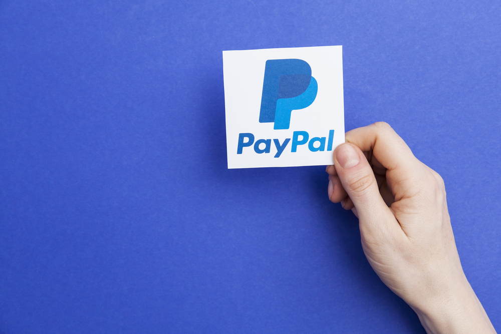 Pay Into Paypal