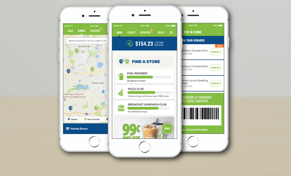 73721b5eb02 Payment Apps Breathe New — Or Retro — Life Into Convenience Stores