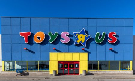Toys R Us Going Strong in Asia