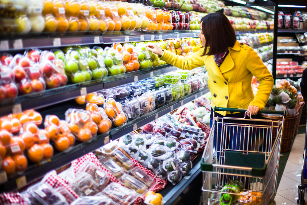 Using IoT Tech To Drive Grocery Sales