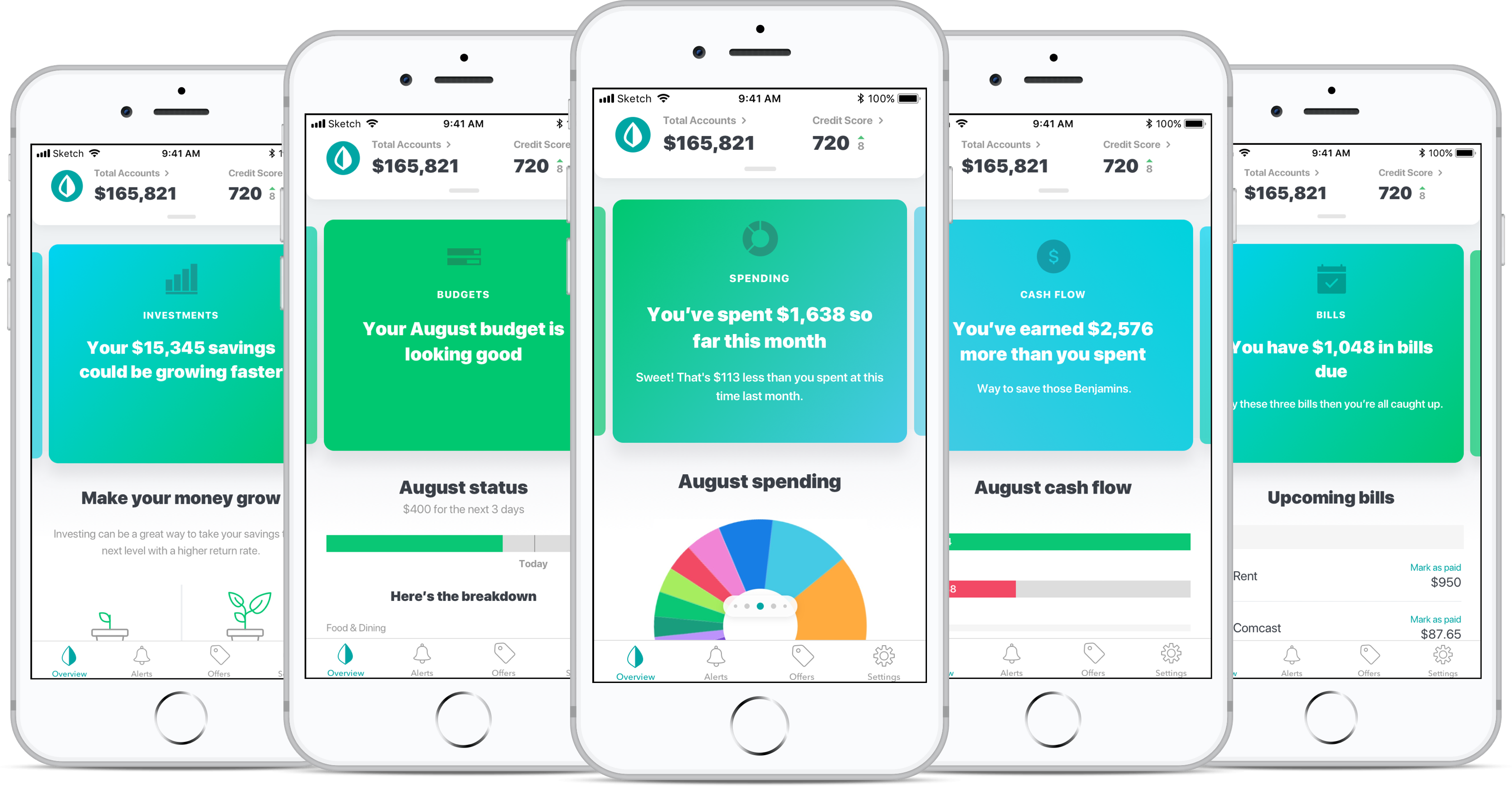mint updates mobile app with new features