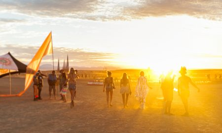 Burning Man: Silicon Valley's Hottest Perk?