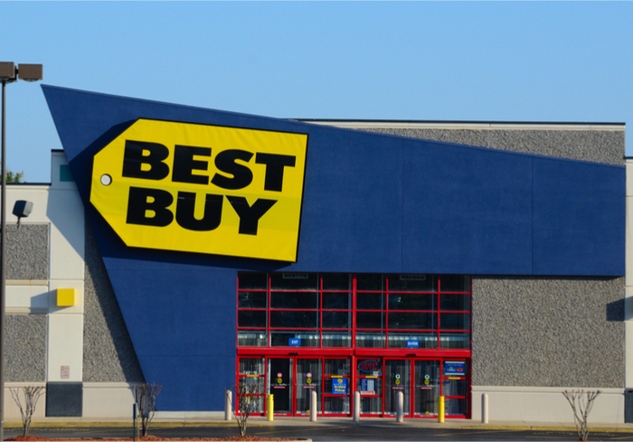 Best Buy makes big healthcare buy