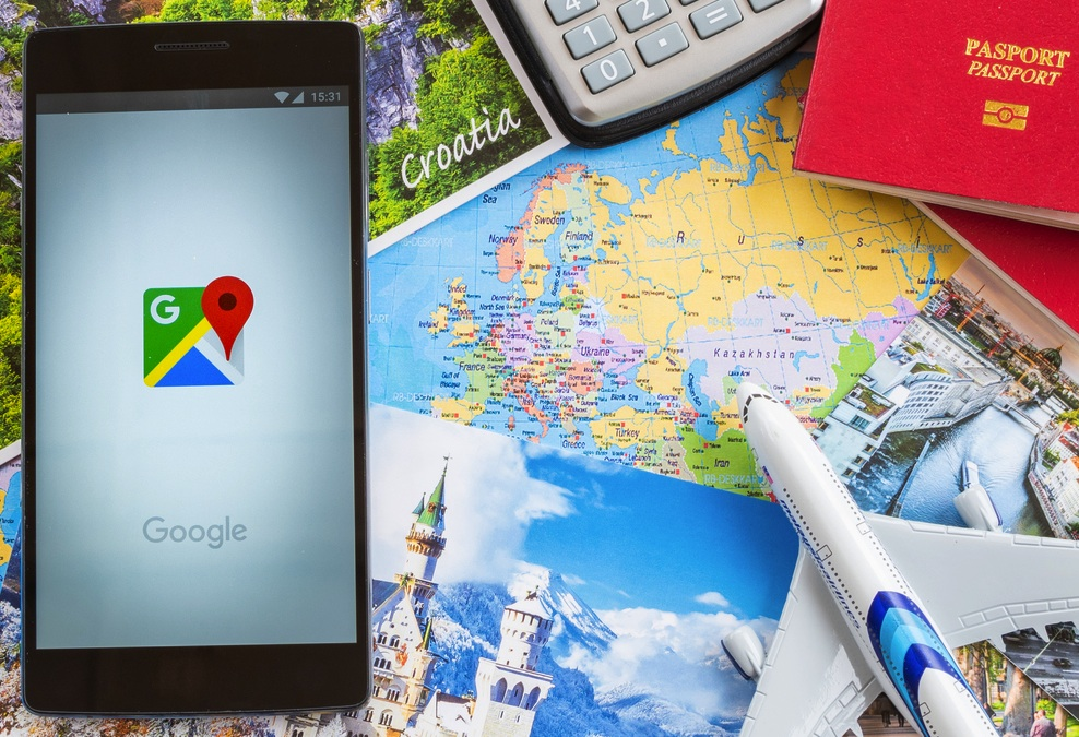 google-travel-planning