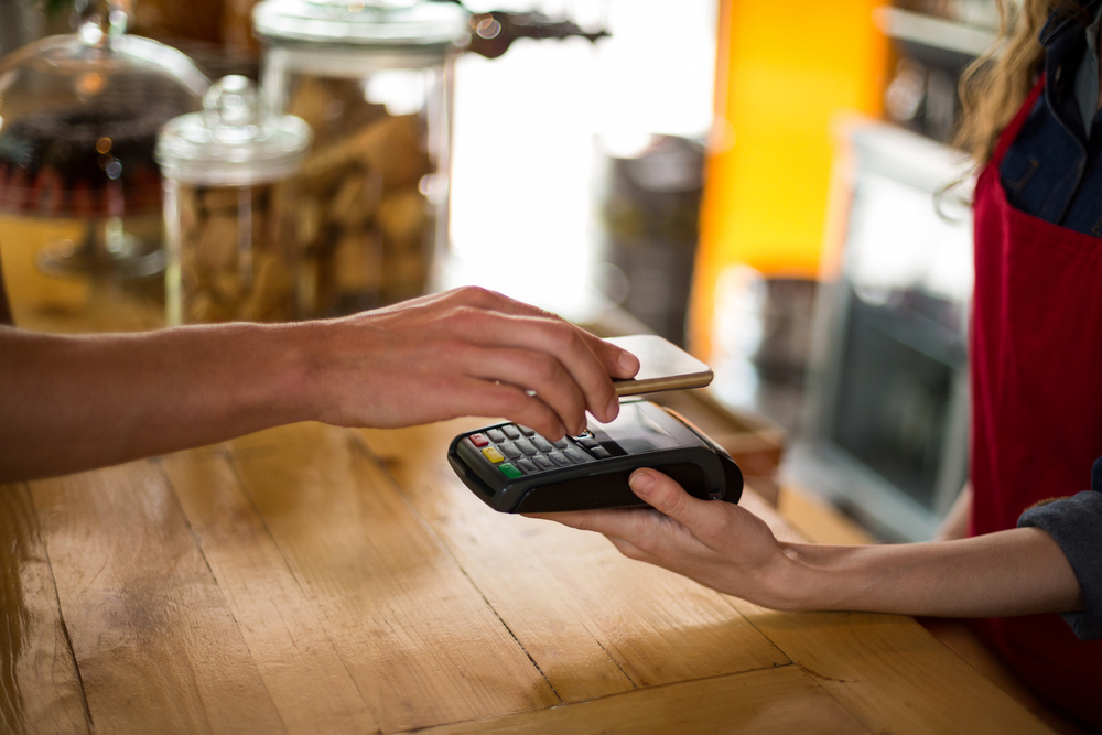 In-Store Contactless Payments Volume To Reach $2T In 2020