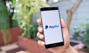 PayPal Shares Jump On Positive Earnings News