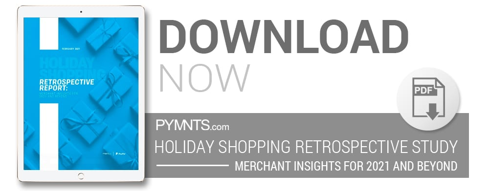 Holiday Study PYMNTS 2021
