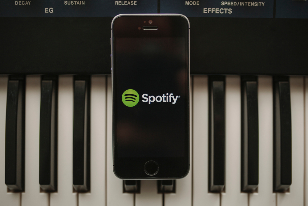 Spotify paid subscriptions