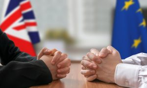 UK, EU Make Progress On Post-Brexit Deal Talks