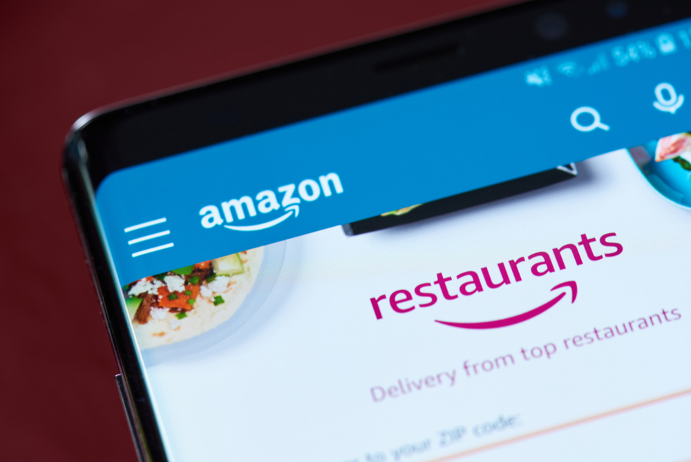Amazon Shutters London Restaurant Delivery