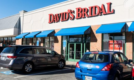 David's Bridal Seeks Chapter 11 Bankruptcy