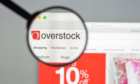 Overstock Talks Blockchain Post-Earnings