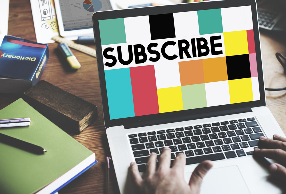 2018: The Year of the Subscription