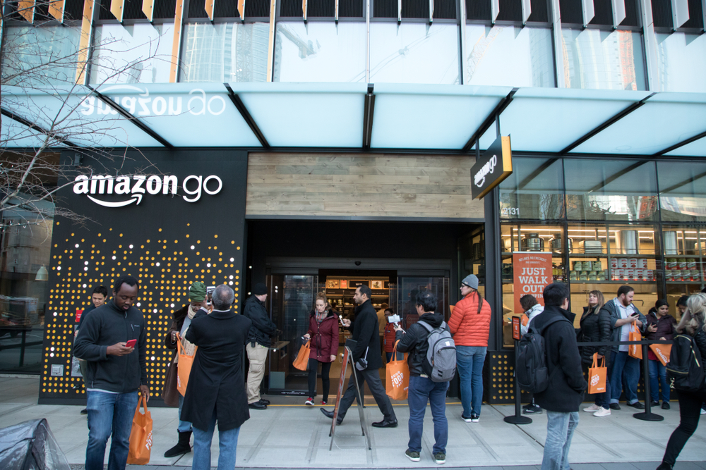 Smaller Version Of Amazon Go Opens in Seattle