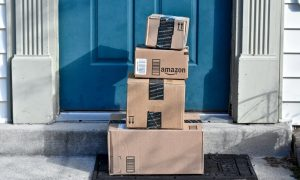 Amazon: Free-Same Day Delivery to Christmas Eve