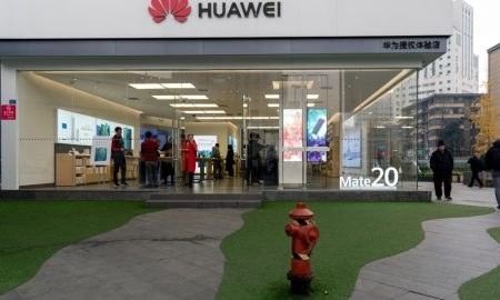 Up Next for Huawei: a Cybersecurity Push