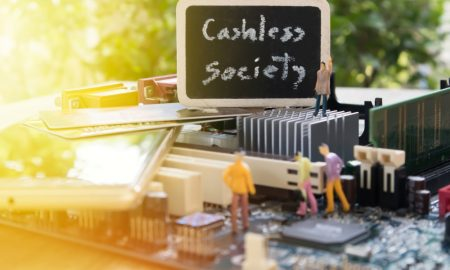 UK Cashless Society