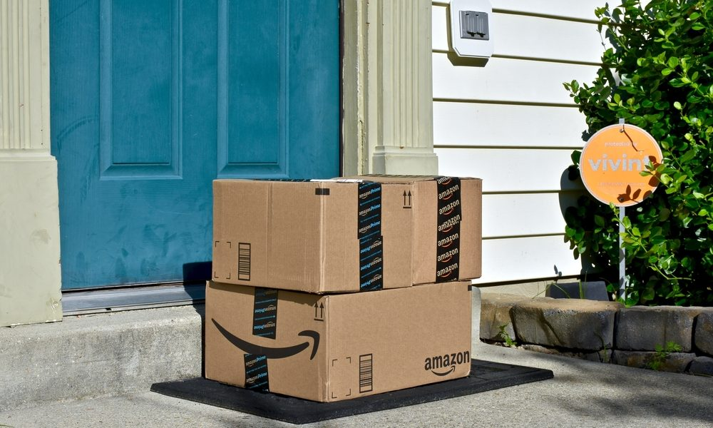 Forget Drones — For Amazon Delivery Domination, Think Vans
