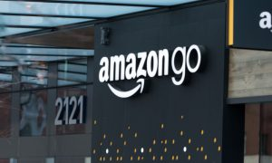 Amazon Eyes London for Future Amazon Go Store