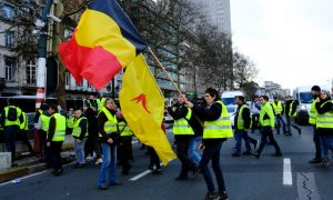In France, Protests Impact Holiday Retail