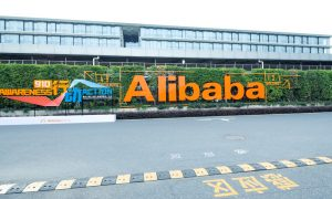 Alibaba Shares Fall On Slowing Chinese Economy
