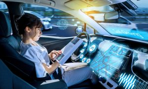 Carmakers Pump Brakes on Driverless Technology