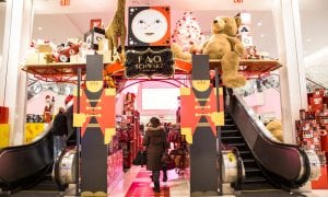 FAO Schwarz Expanding to London