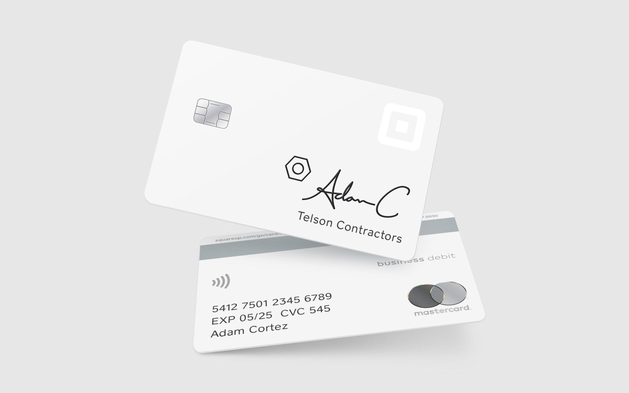 Square Launches Square Card Business Debit Card