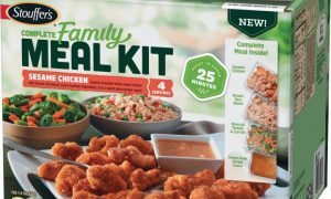 Why Stouffer's Thinks It Can Serve Up Meal Kit Innovation
