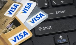 Visa Shares Down Amid Lower Payments Volume