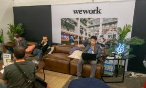 WeWork Go Chinese Co-Working Space Takes On Starbucks