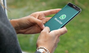 WhatsApp Offers Fingerprint Scanning for Android