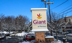 Giant Food Launching New Delivery Service