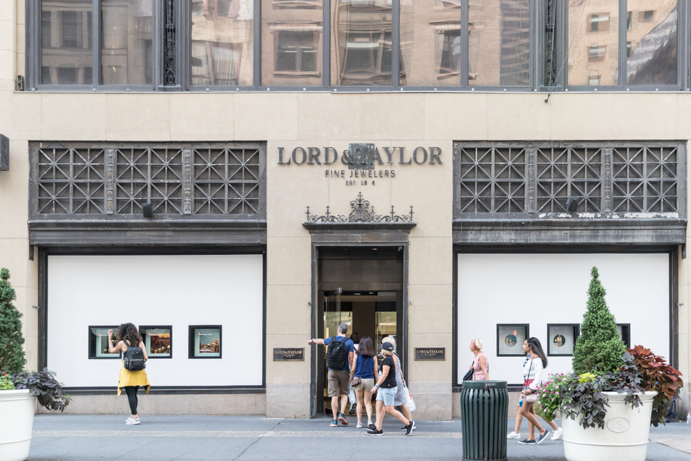 Lord & Taylor Closes Down Landmark NYC Location